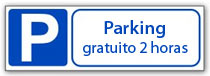 Parking tratamientos estetica